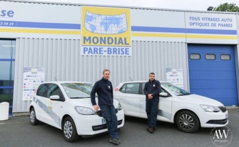 Photos Corporate Mondial Pare-brise - 12
